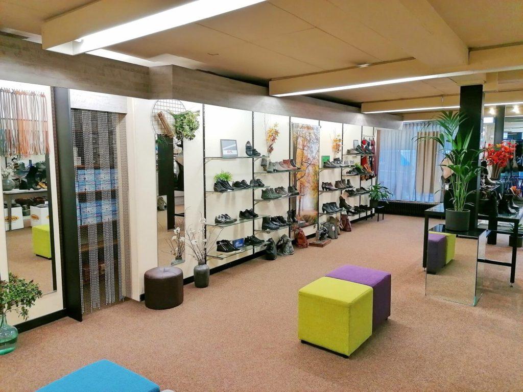 interieurfolie winkel wrappen renoveren zakelijk