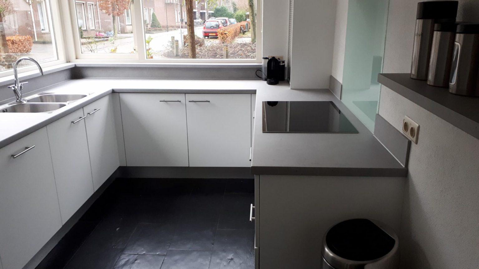 keukenwrap matwit - betonlook folie 2